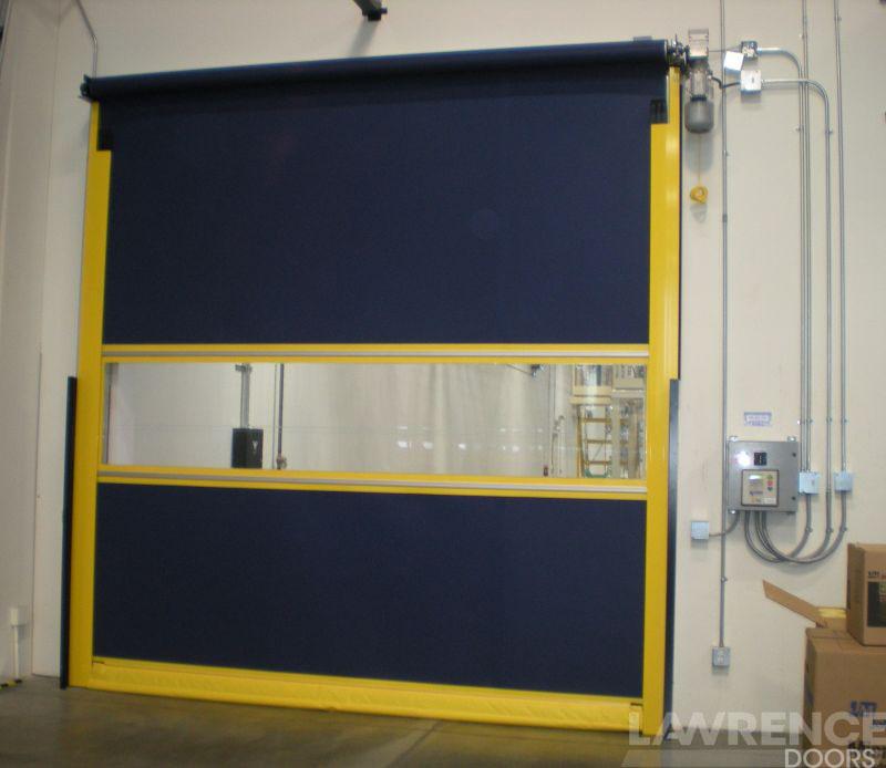 High-Performance Doors